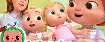 I wan to be like mommy cocomelon nursery rhymes & kids songs