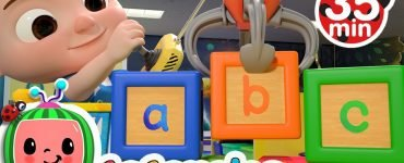 abc song with building blocks cocomelon nursery rhymes kids songs