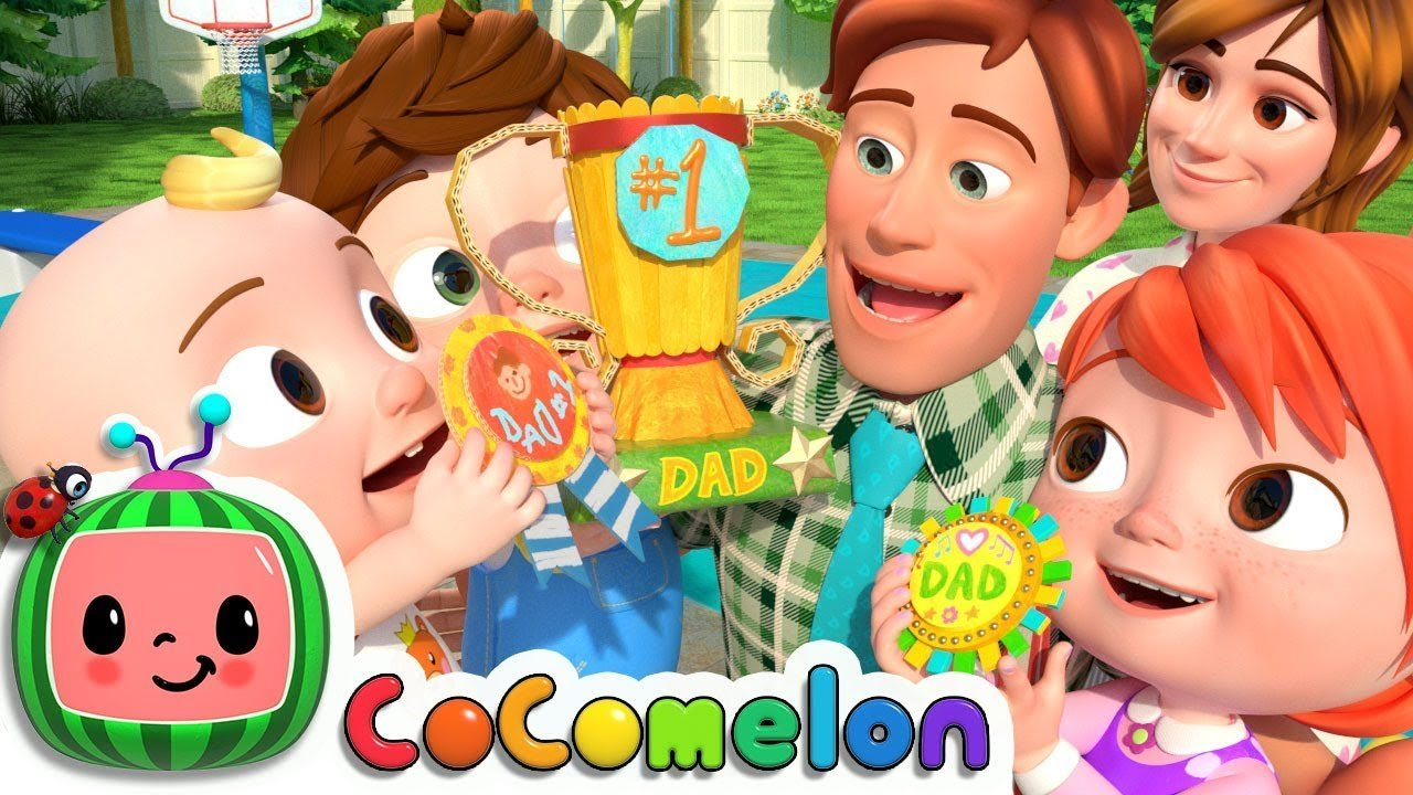 My Daddy Song CoComelon Nursery Rhymes & Kids Songs