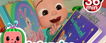 reading song cocomelon nursery rhymes kids songs