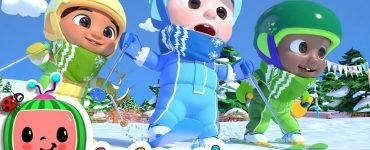 ski song cocomelon nursery rhymes videos