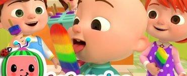 Color song Learn Colors Nursery rhymes & kids songs