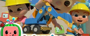 Construction Vehicles Song Cocomelon Nursery Rhymes