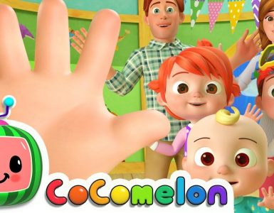 Finger Family Cocomelon TV Nursery rhymes & kids songs
