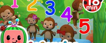 Numbers Song & Counting Cocomelon Nursery Rhymes & kids songs