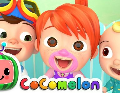 The Laughing Song CoComelon Nursery Rhymes & Kids Songs