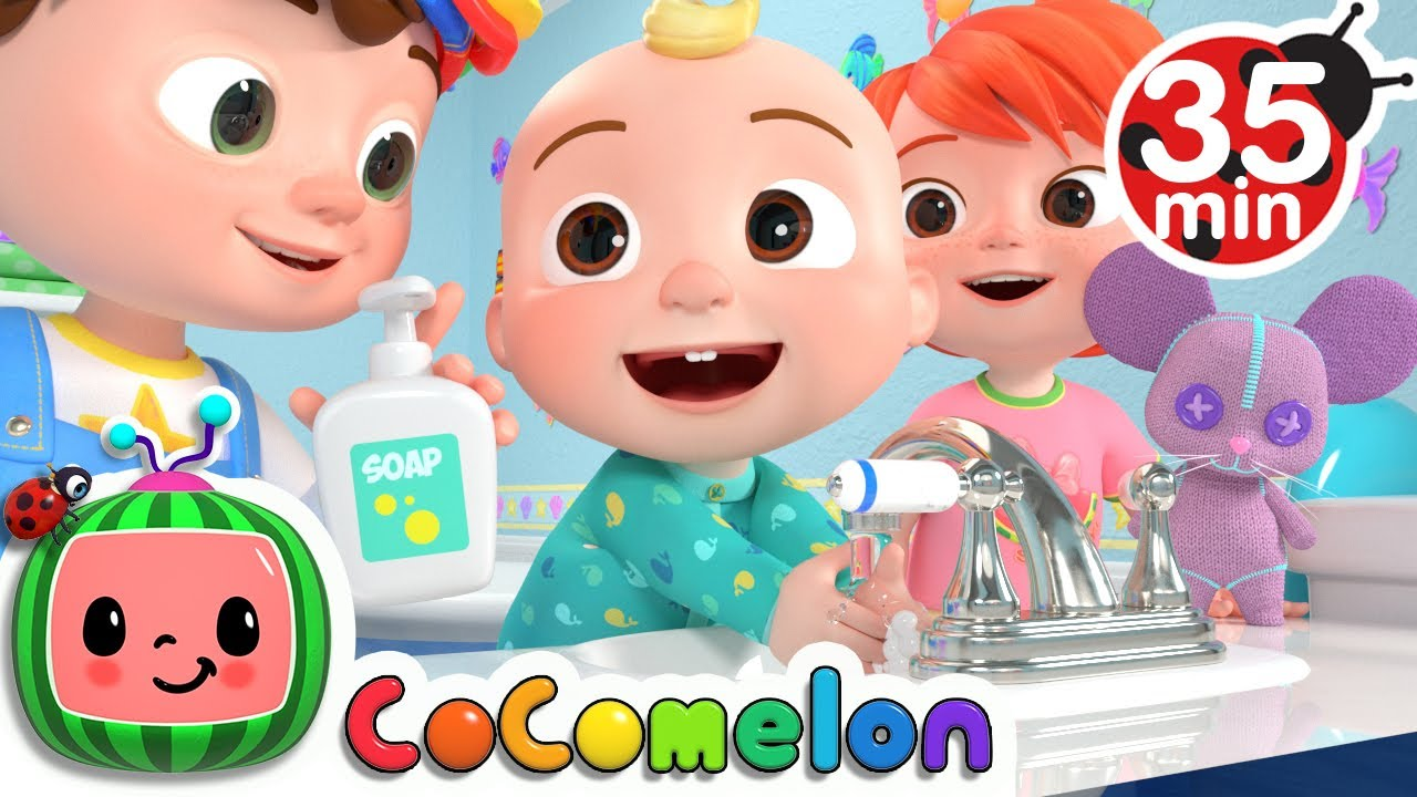 Yes Yes Stay Healthy Song Cocomelon Tv