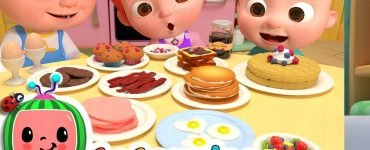 breakfast song Cocomelon Nursery Rhymes & kids songs