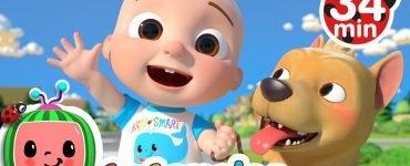 jj song more nursery rhymes & kids songs