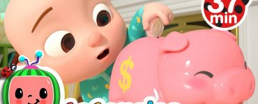 Piggy Bank Song Cocomelon Nursery Rhymes