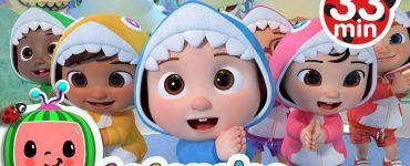 Baby Shark Submarine Cocomelon Nursery Rhymes