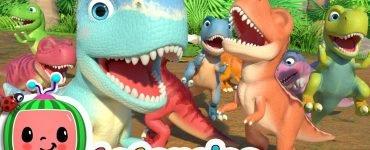 ten little dinosaurs Cocomelon song
