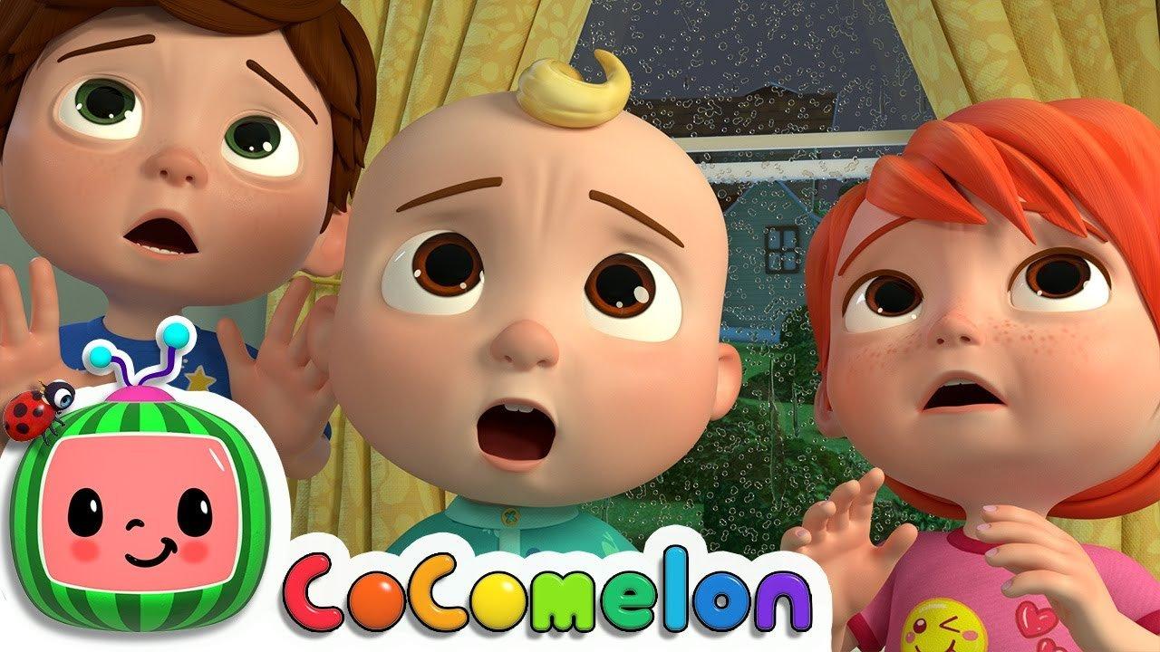 What Makes Me Happy CoComelon Nursery Rhymes & Kids Songs