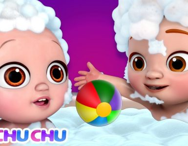 Bath Song - ChuChu TV Nursery Rhymes & Kids Songs Abc song for children