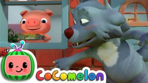 Cocomelon This Little Piggy - ABC song for baby