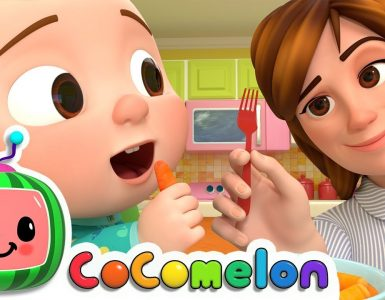 Cocomelon Yes yes vegetables song