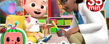 Doctor Checkup song More Nursery Rhymes - Cocomelon TV