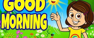 Good-morning-song-for-kids