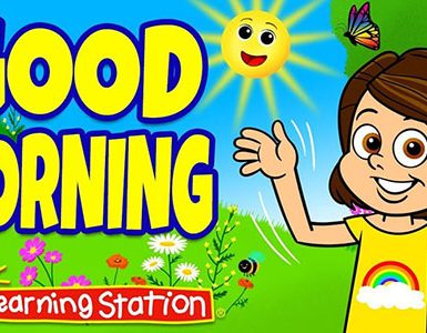 Good-morning-song-for-kids