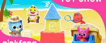 Pinkfong Baby Shark Sandbox Play