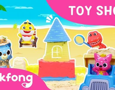 Pinkfong Baby Shark Sandbox Play