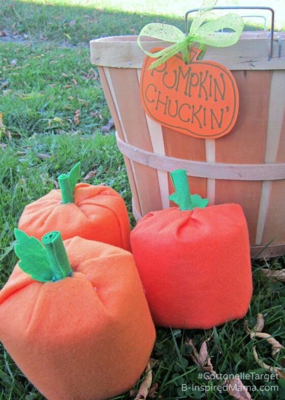 A-DIY-Pumpkin-Chuckin-Halloween-Game-Sponsored-by-CottonelleTarget-at-B-Inspired-Mama