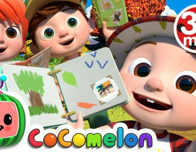 Nature walk Cocomelon Nursery Rhymes youtube