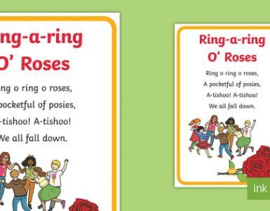 Ring a Ring o' Roses
