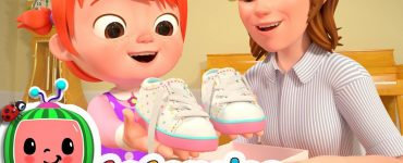 Tie Your Shoes Song CoComelon Nursery Rhymes & Kids Songs