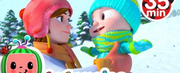Fun in the snow - Cocomelon Nursery Rhymes
