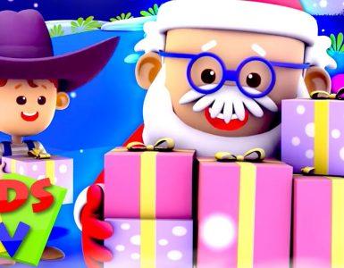 Christmas song for babies - we wish you a merry christma - Jingle Bells