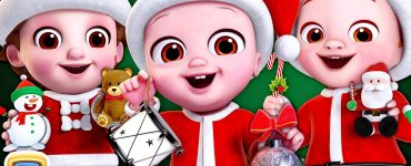 Deck the Halls, Ha Ha Ha Ha Ha! - Christmas Song For Kids ChuChu TV Baby Nursery Rhymes for Babies