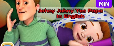 Johny Johny Yes Papa lyrics in English - ChuchuTV