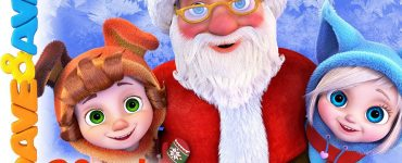 we wish you a merry christmas - Christmas Songs for kids - Dave and ava