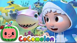 Baby Shark Song lyrics - Baby Shark dance