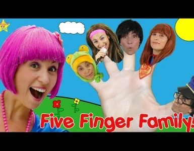 daddy finger song