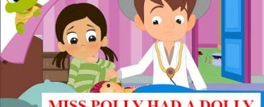 Miss polly had a dolly nursery rhymes