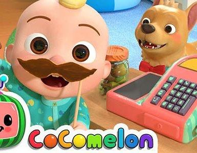 Presend play song lyrics Cocomelon