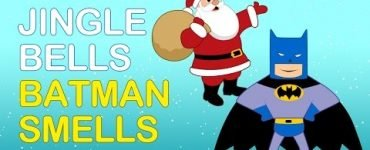 Jingle Bells Batman Smells Lyrics