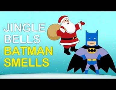 Jingle Bells Batman Smells Lyrics