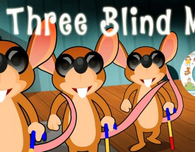 Three Blind Mice Poem Nursery Rhyme