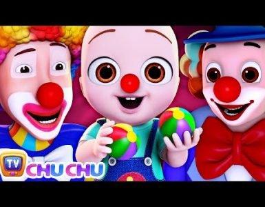 Circus Song - Chuchu TV Classic Nursery Rhymes and kids songs