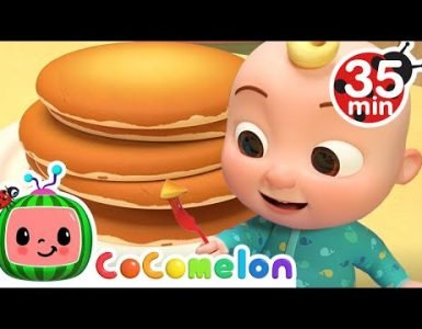 Cocomelon Breakfast Song with lyrics
