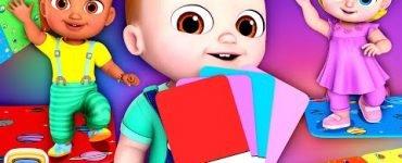 The color hop song Chuchu Tv Baby nursery rhymes