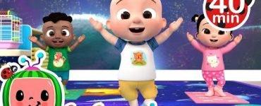 Baby Yoga Song cocomelon