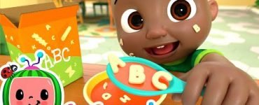 Cocomelon ABC soup song lyrics