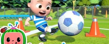 The Soccer Song Cocomelon Nursery Rhymes and kids song