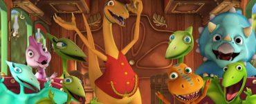 Dinosaur Train Theme Song lyrics