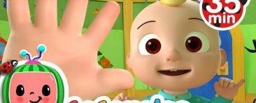 Little Finger Song - Thetubekids