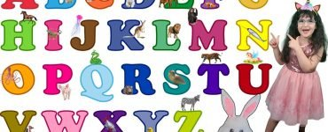 The New alphabet Song 2021